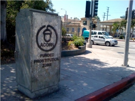 ACORN Funded Prostitution Zone