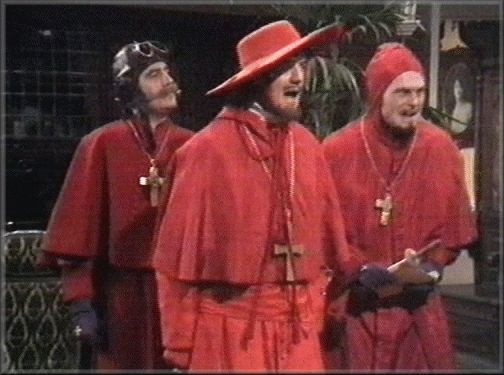 Monty Python Spanish Inquisition