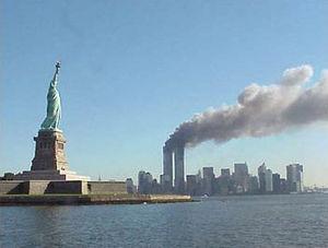 WTC 911 Liberty Statue