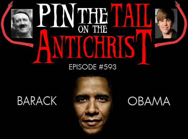 Right! Obama homosexual antichrist