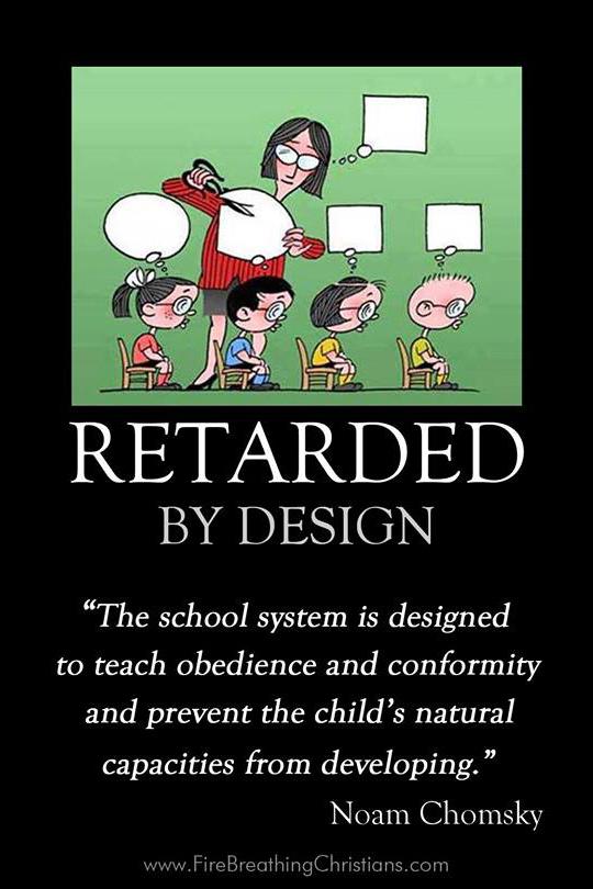 Retarded by Design 2
